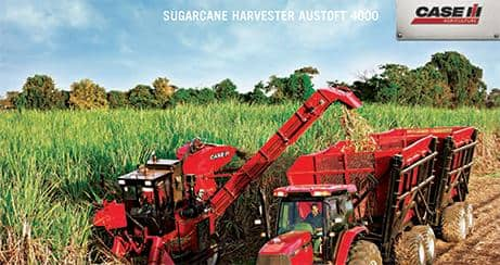 Sugar Cane Harvester Austoft 4000