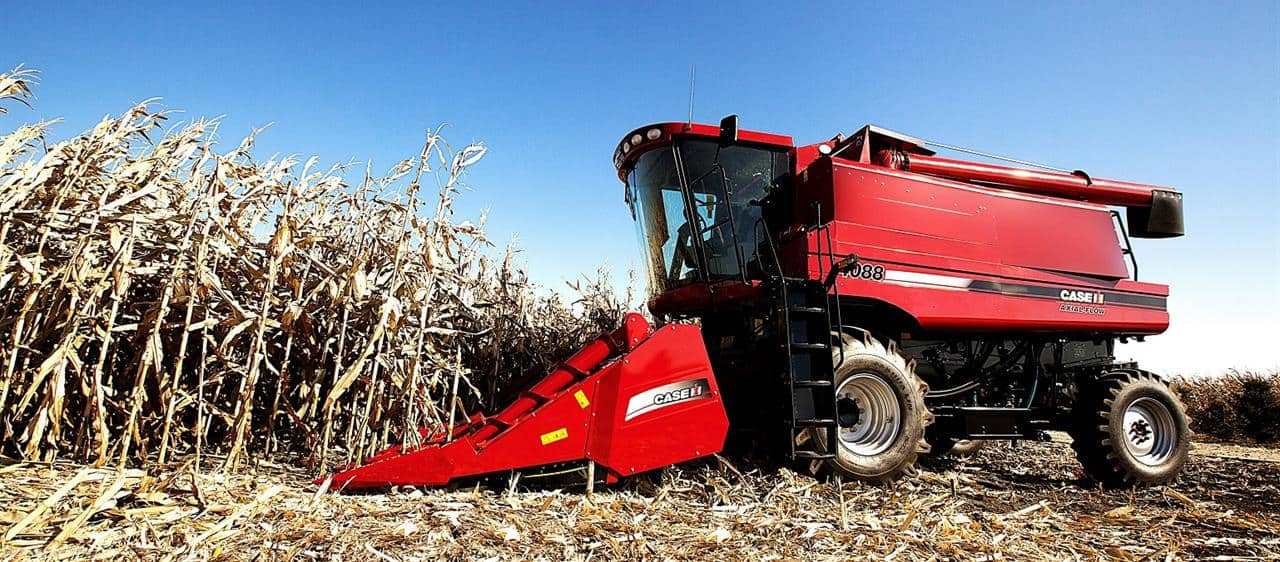 Case IH Axial-Flow® 4088 Combine Wins Gold Award for Technology Innovation at China's Agricultural Machinery Top 50 Awards