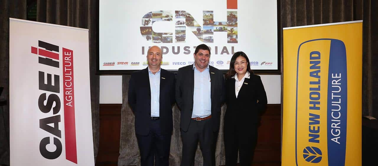 Case IH to take on sugarcane harvesting distribution in Thailand