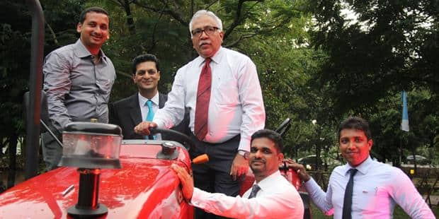 Case IH partners with Alliance Finance to help farmers boosting farm efficiencies in Sri Lanka