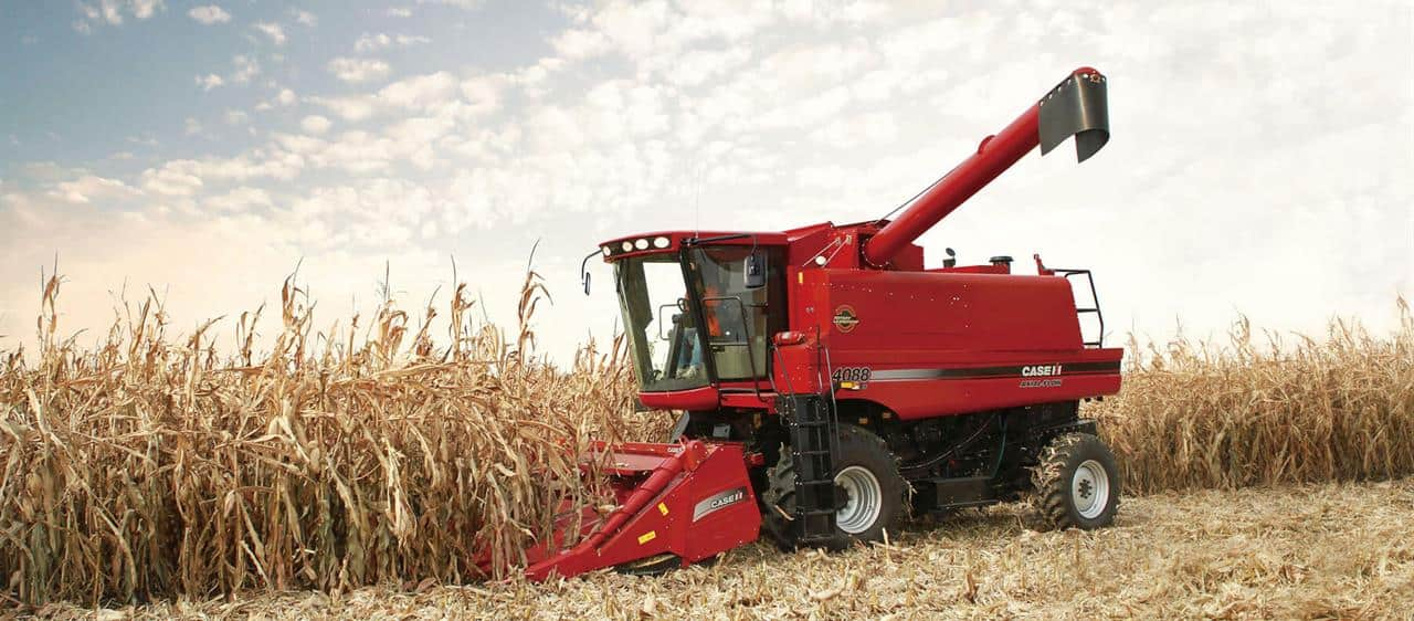 Axial-Flow 4088 put to the test in tough African conditions