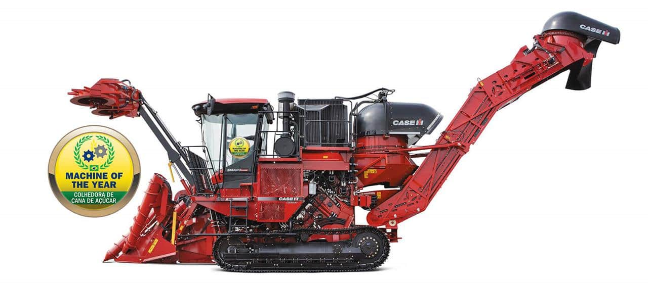 Austoft 8810 named Machine of the Year in Brazil