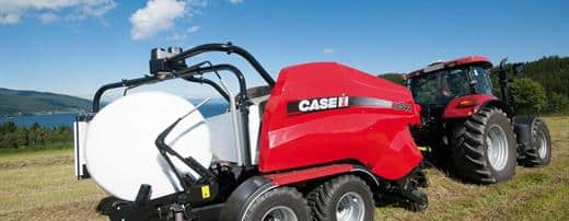 Rb544 Series Fixed Chamber Round Baler Case Ih