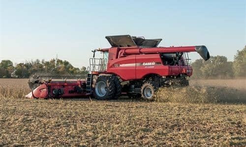 Axial Flow Valves Class 300 : Axial flow series case ih