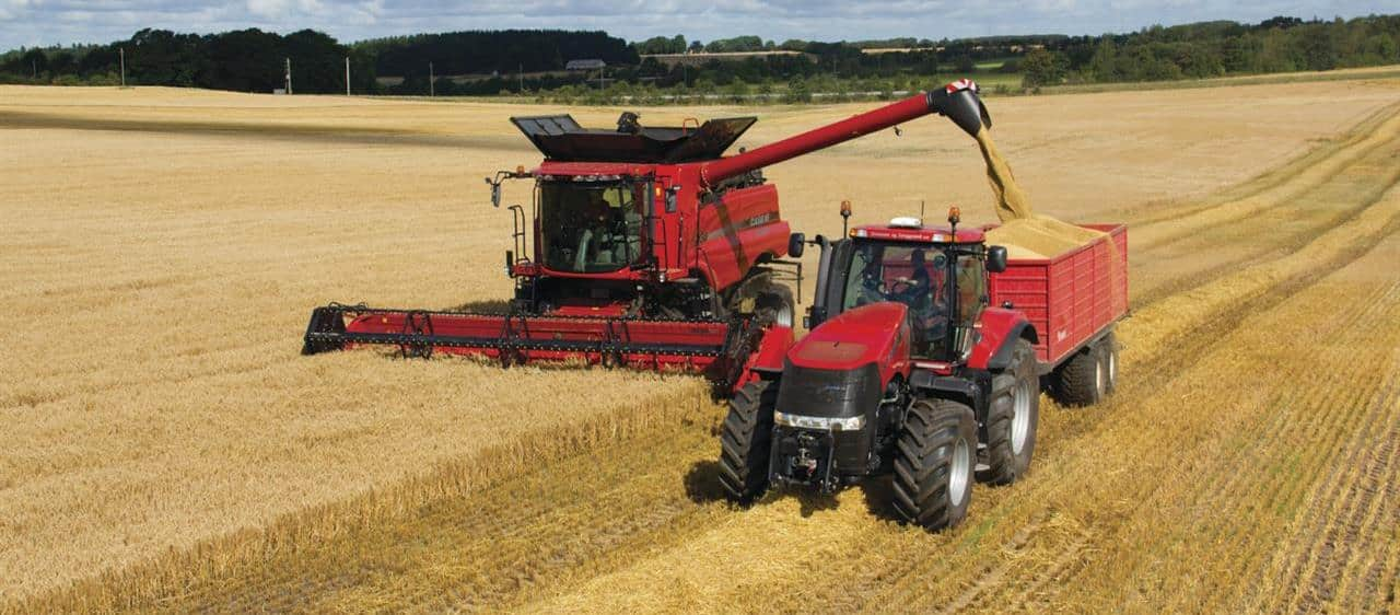 China participates in the success of the world-famous Case IH Axial-Flow® combine