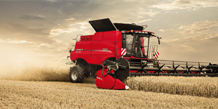 Axial-Flow 150 Series Combines