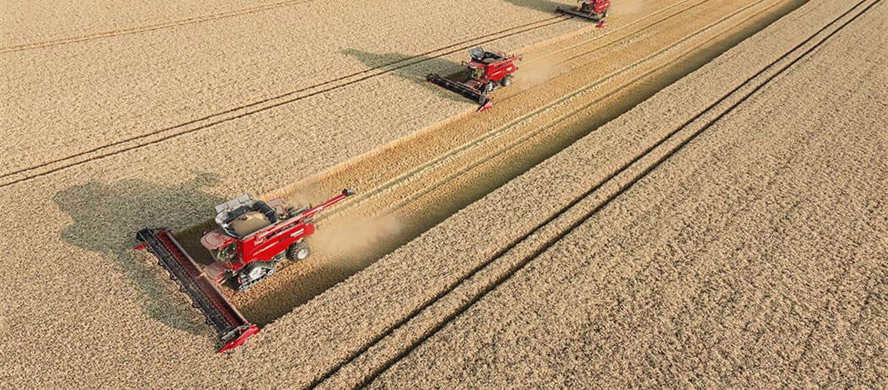 Operational changes planned for Case IH's South African dealer network