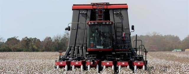 Module Express Cotton Pickers