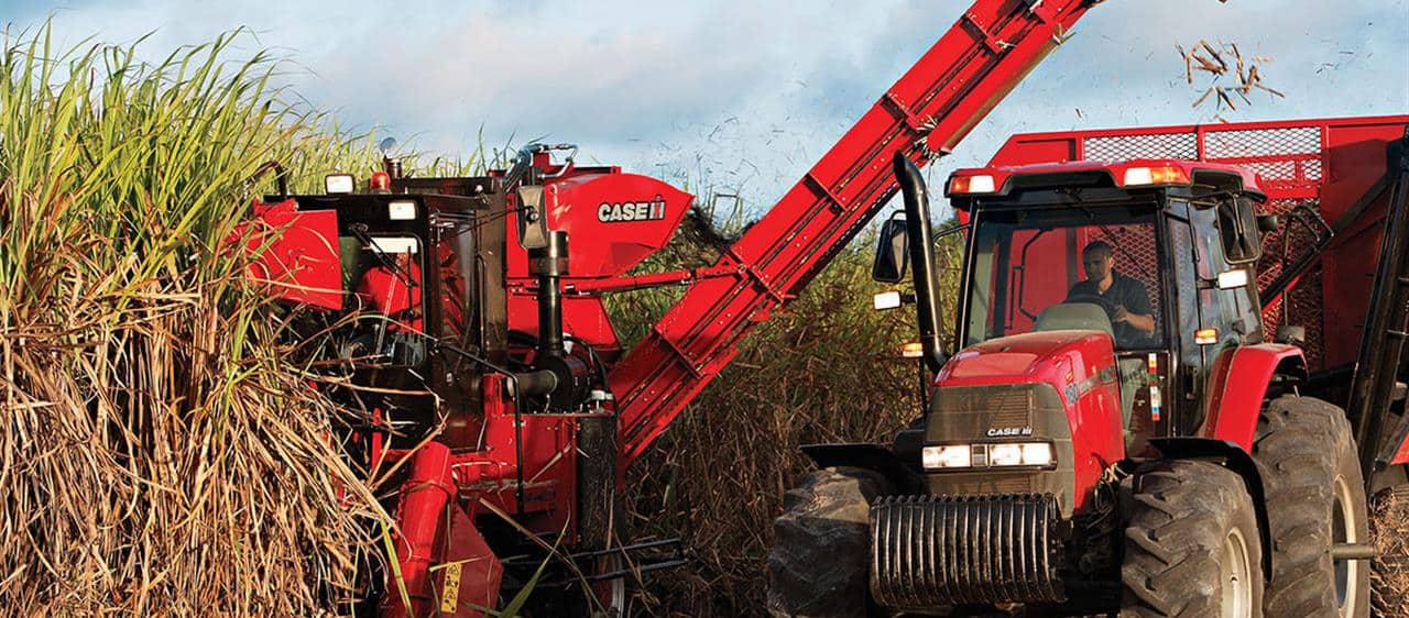 SugarCaneHarvesterAustoft4000-Maintenance