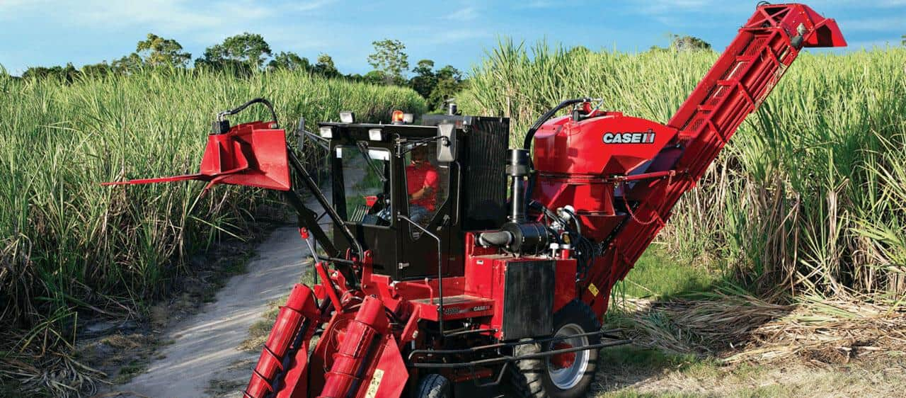 SugarCaneHarvesterAustoft4000-Cost-Effectively