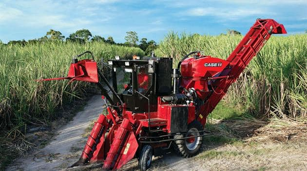 SugarCaneHarvesterAustoft4000-performance