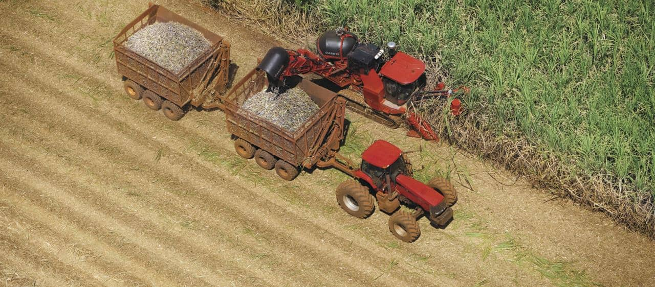 SugarCaneHarvesterAustoft8000-Productivity