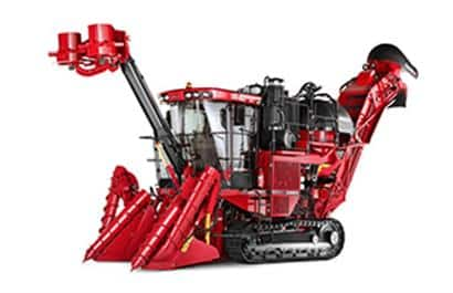 SugarCaneHarvesterAustoft8000-Efficency-Feeding