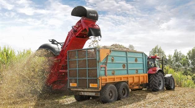 SugarCaneHarvesterAustoft8000-Accuracy