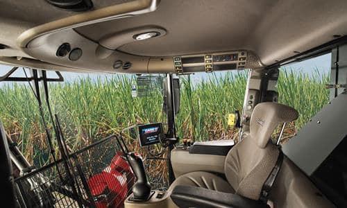 Sugar Cane Harvester Austoft 8000 Case Ih