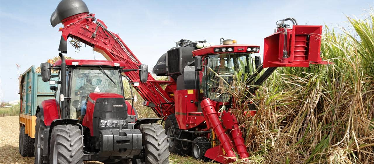 SugarCaneHarvesterAustoft8000-Maintenance