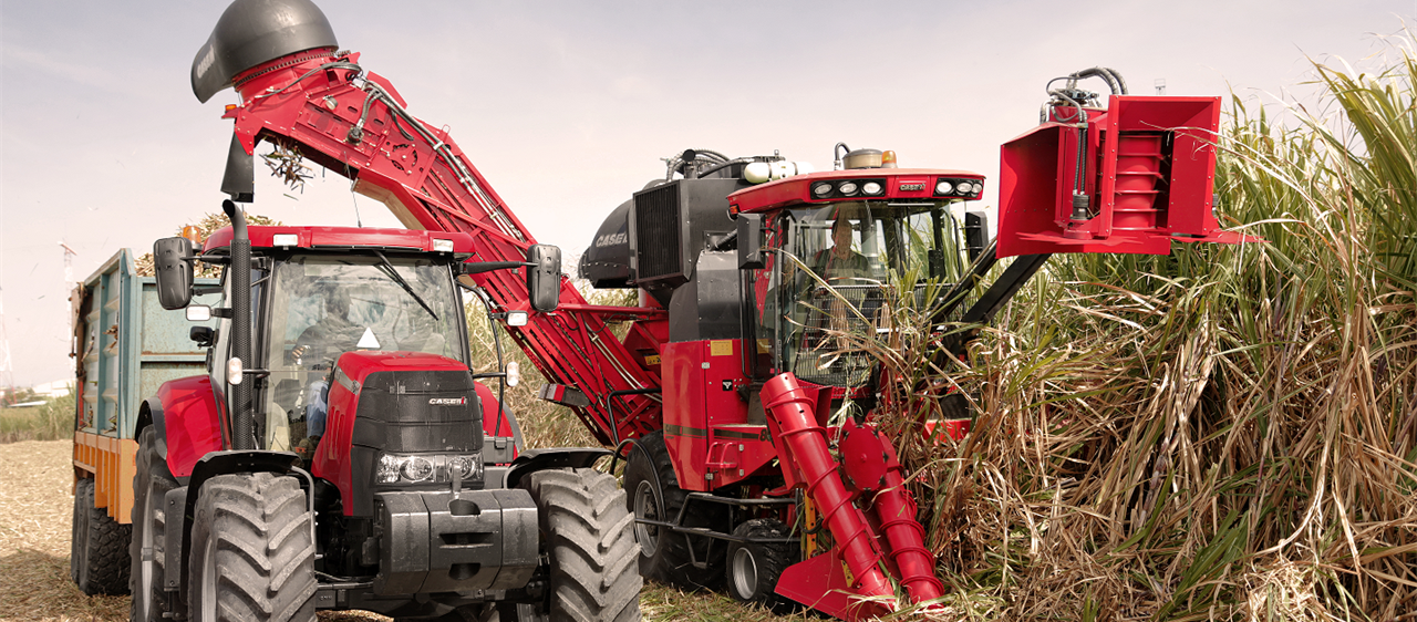 Sugar Cane Harvester 8000 Series-The evolution of the leader