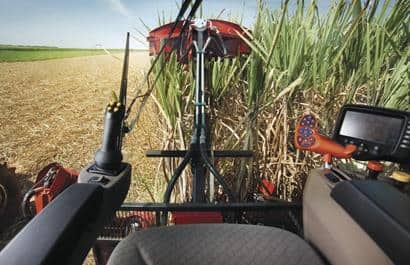 Sugar Cane Harvester 8000 Series-Greater comfort and visibility