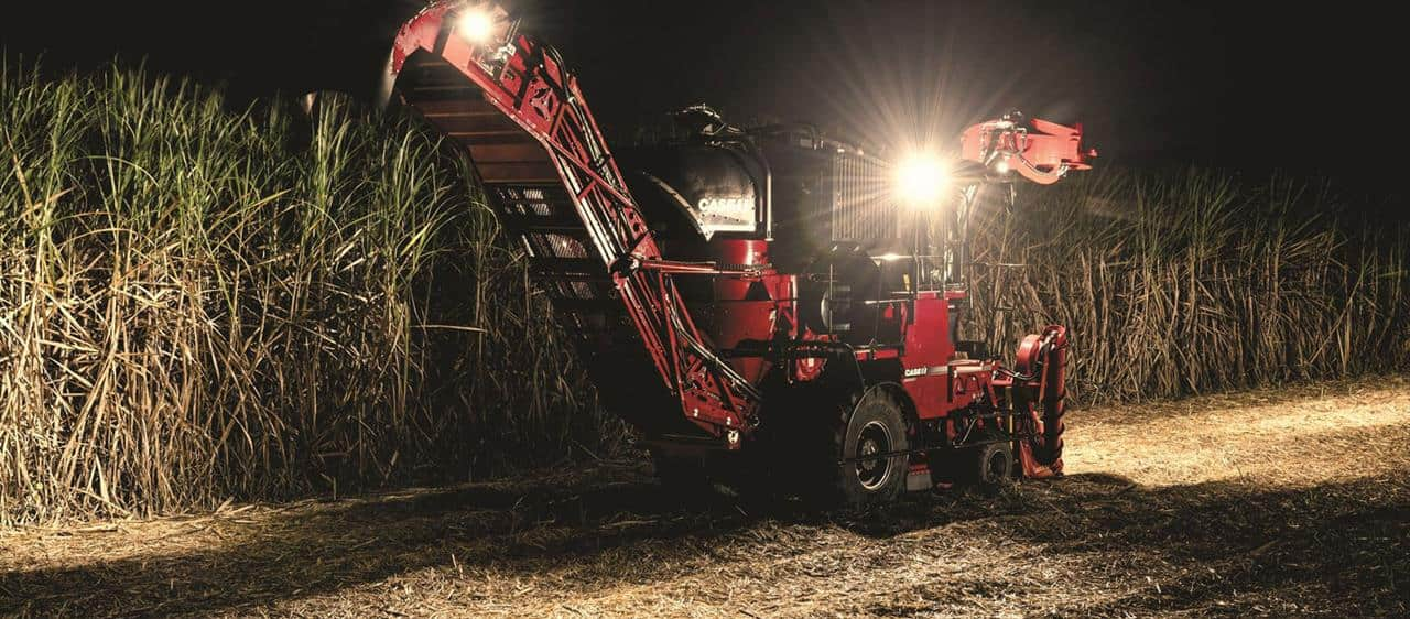Sugar Cane Harvester Austoft 8010 - Performance