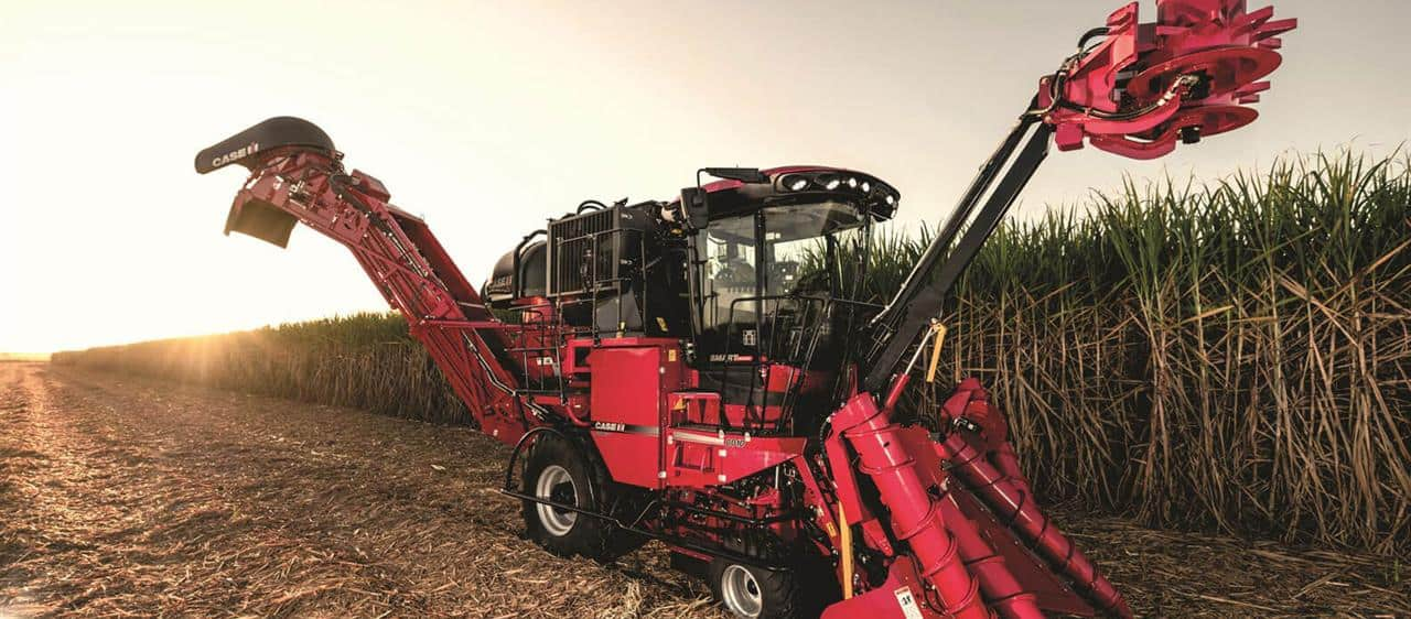 Sugar Cane Harvester Austoft 8010 - Easy to operate