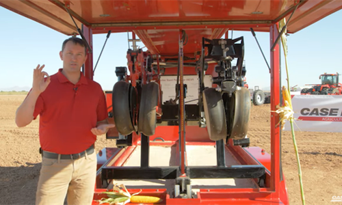 Understanding the Agronomic Traits of the Early Riser Row Unit Design