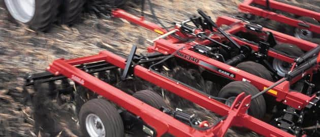 Offset Disk Harrows