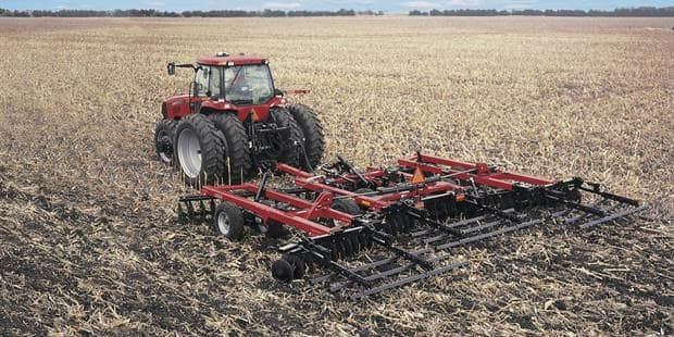True Tandem Disk Harrows