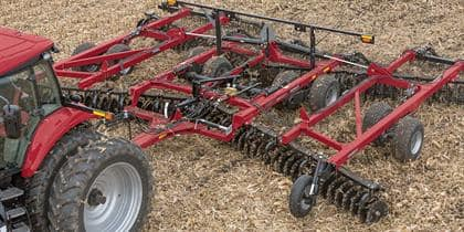 True Tandem Vertical Tillage