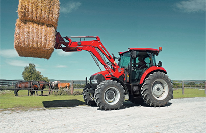 Farmall 100 A-Smooth shifting options