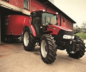 Farmall JX-Easy access and a great view