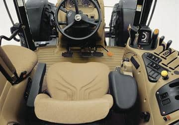 Maxxum Tractors Case Ih