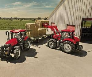 Maxxum CVX - Designed to be efficient