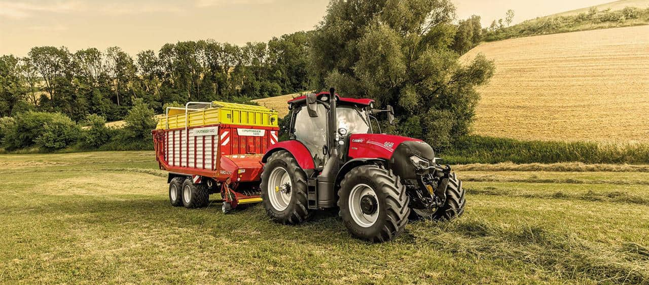 Maxxum CVT new - You never had a wider choice