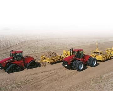 Steiger and Quadtrac Series
