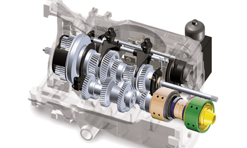 CVT - Continuous Variable Transmission