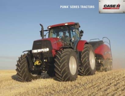 Data wydania: gorąca wyprzedaż sprzedawane na całym świecie Puma Series Tractors | Case IH