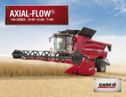 Axial-Flow 140 Series Combines