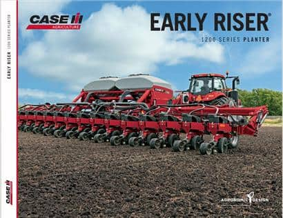 Early Riser Planter