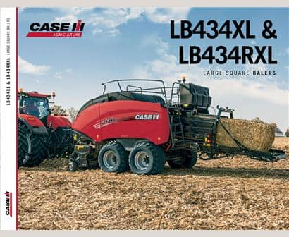 LB4XL Large Square Baler Brochure