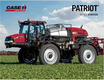 Patriot Sprayer