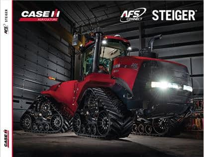 AFS Connect Steiger Series