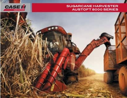Austoft Sugar Cane Harvester Brochure
