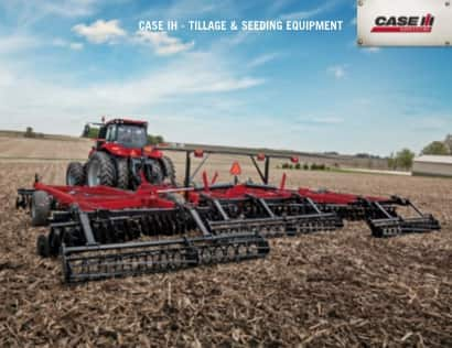 CASE IH - Tillage & Seeding Equipment