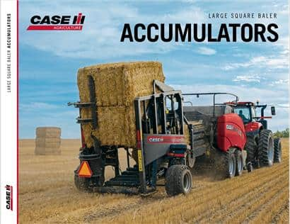 Accumulators Spec Sheet