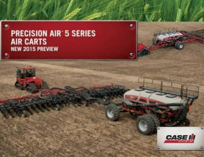 Precision Air 5 Series Air Cart Preview Brochure