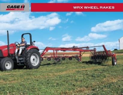 Wheel Rakes   Case IH