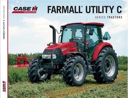 Utility Farmall C Series | Utility Tractors | Case IH