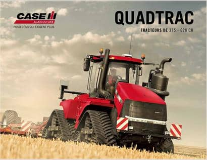 Steiger and Quadtrac