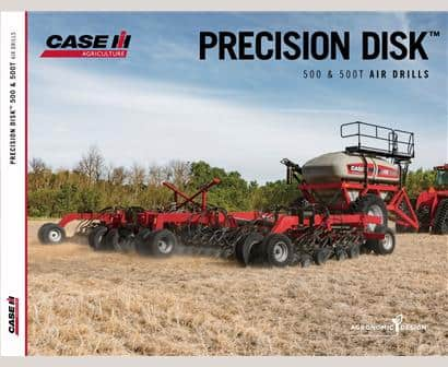 Precision Disk 500 and 500T Air Drills Brochure