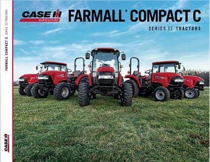Compact Farmall® C Series   Compact Tractors   Case IH